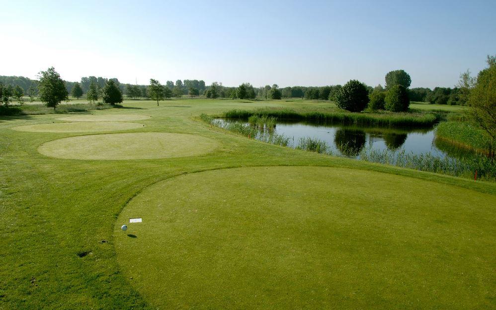 Golfbaan Almeerderhout in Almere