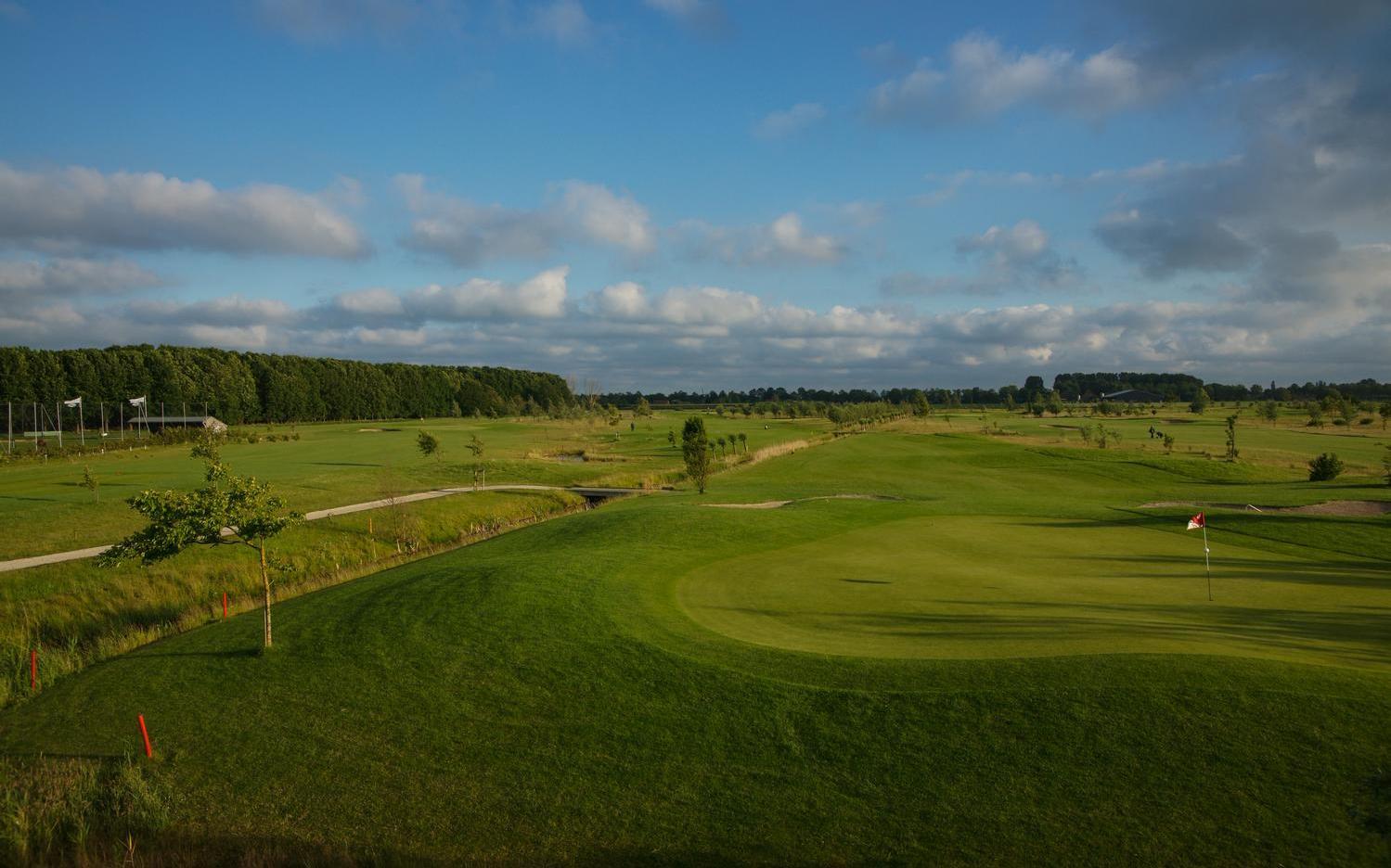 Golfbaan Beemster in Middenbeemster
