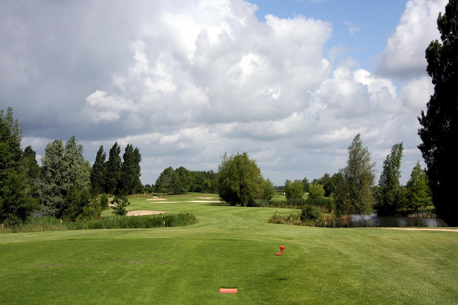 Golfbaan De Batouwe in Zoelen