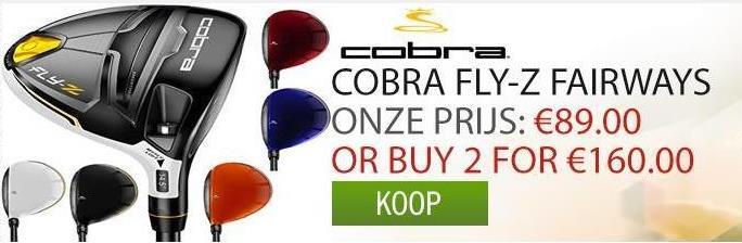Aanbieding Cobra Fly