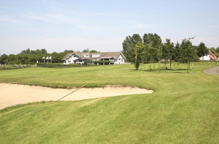 Golfbaan De Hogedijk in Amsterdam