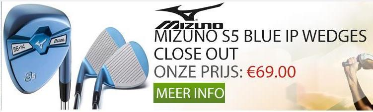 Mizuno wedges aanbieding