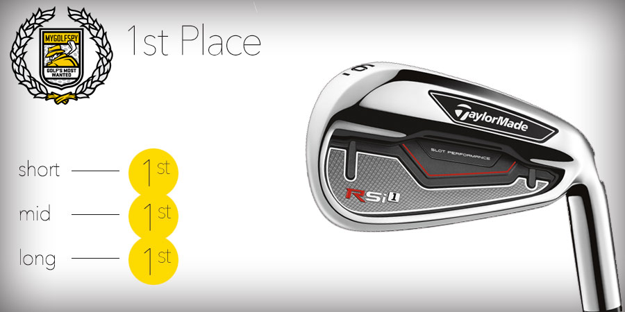Taylormade RSI 1 ijzers