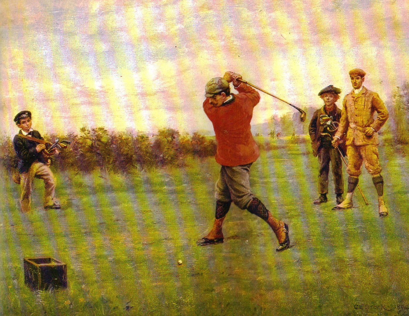 Golfhistorie