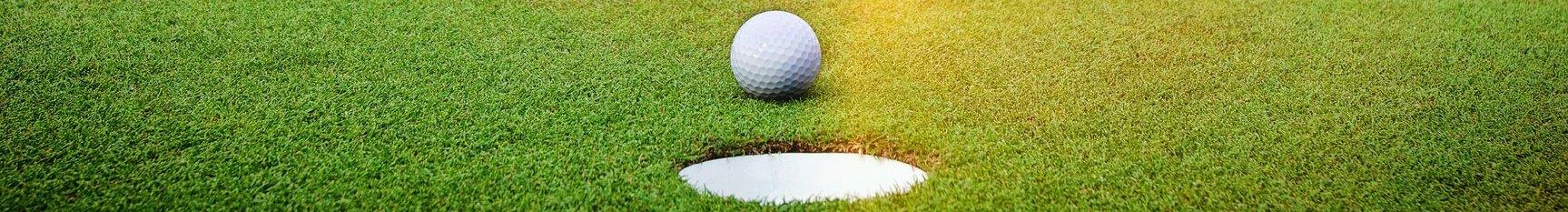 Info Golf hole
