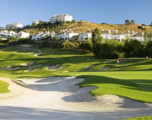 Vrienden en golf La Cala