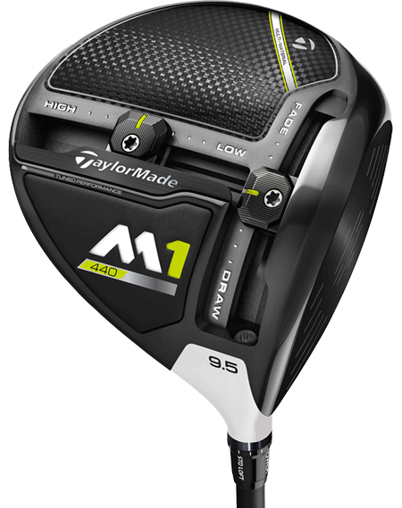 TaylorMade M1 440